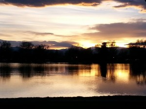 Washington Park Sunset - Photo by Kelly Poindexter
